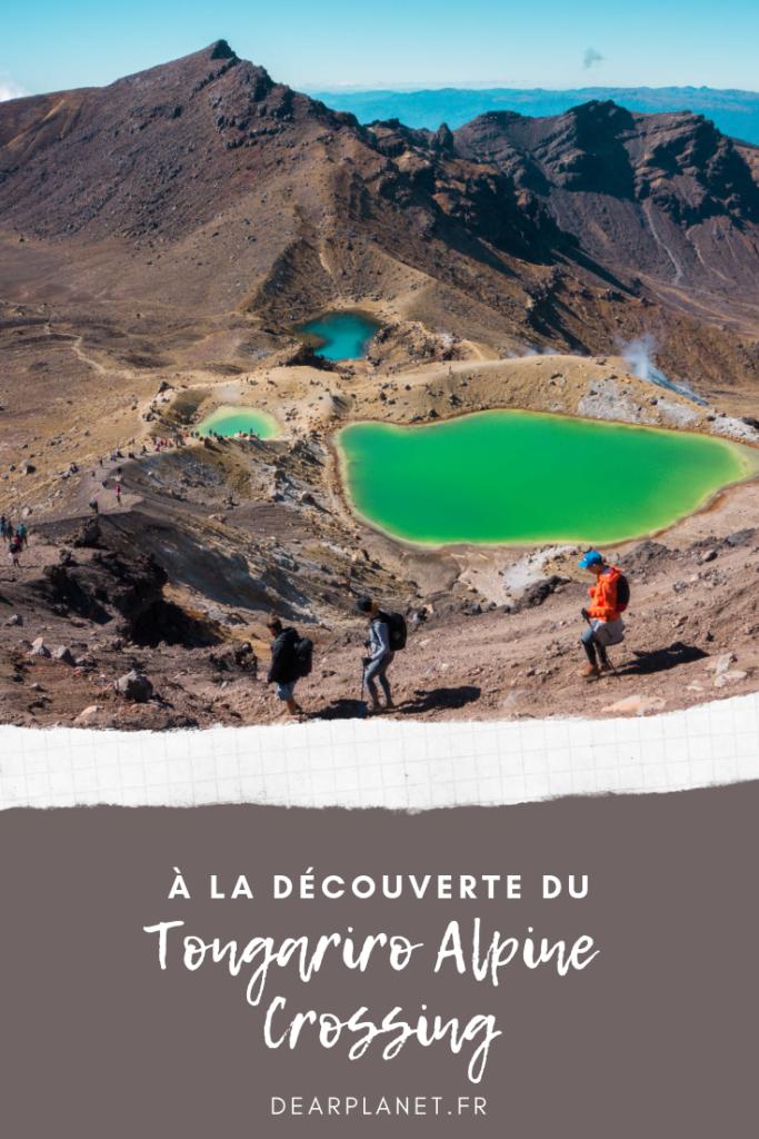 Tongariro Alpine Crossing : la randonnée à faire une fois dans sa vie