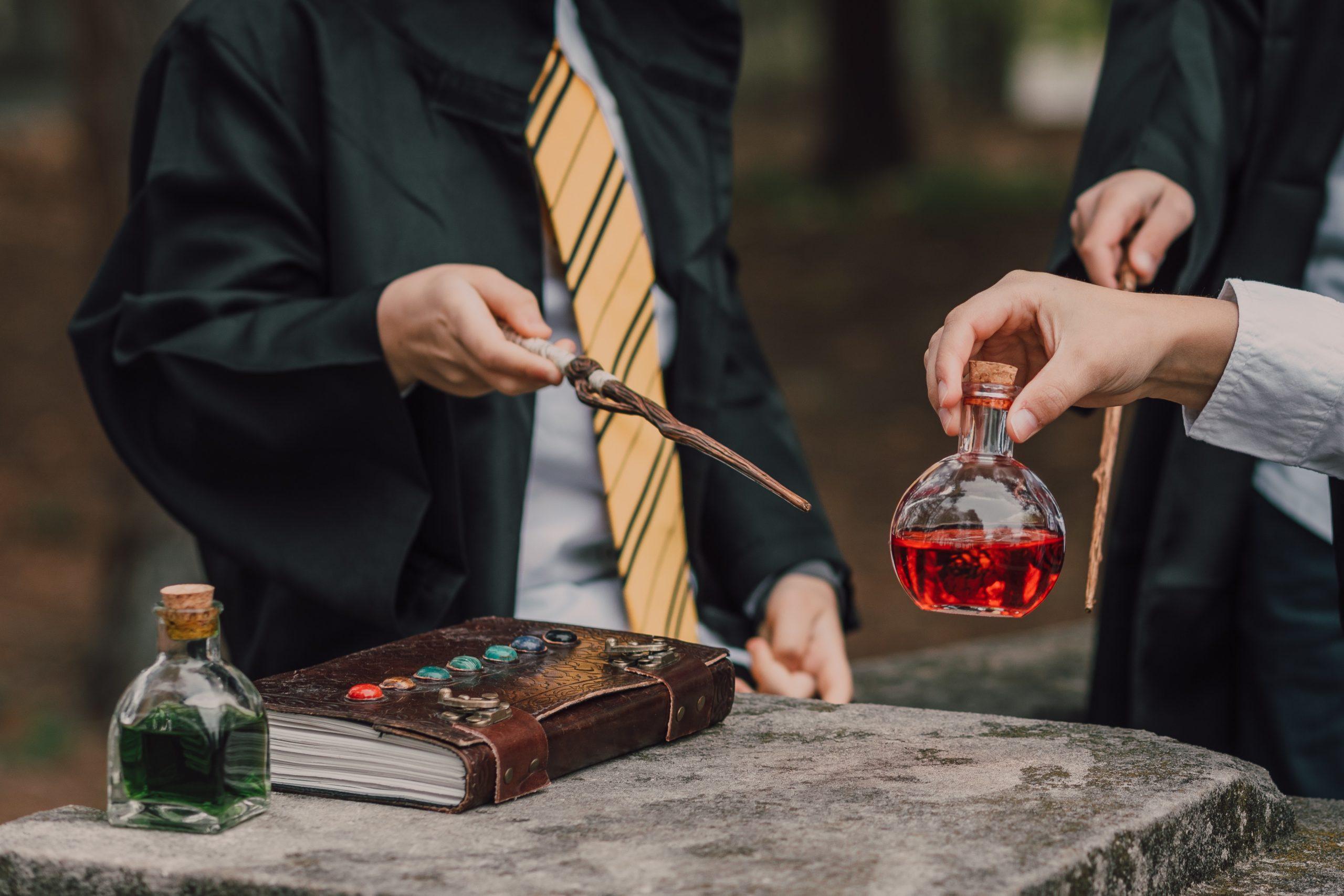 Notre avis sur l'escape game it's a trap : l'académie des sorciers à nantes